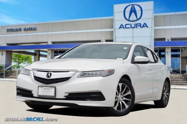 Pre-Owned 2016 Acura TLX 1-Owner, 33K Miles, Heated Leather