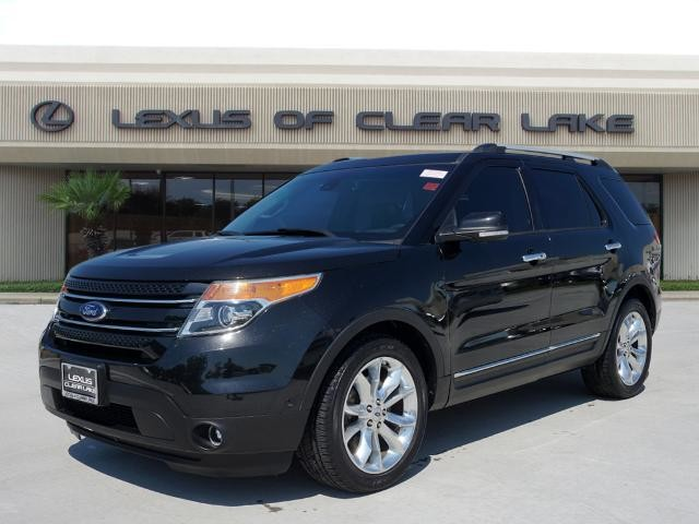 Pre Owned 2015 Ford Explorer Front Wheel Drive Limited Nav Doul Sunroofs In League City Fga76569 Mini Of Clear Lake