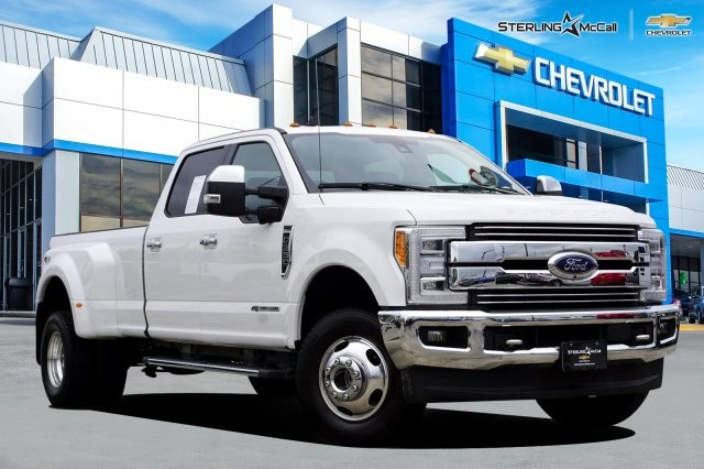 Pre-Owned 2019 Ford Super Duty F-350 DRW LARIAT