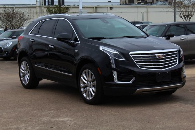Pre Owned 2018 Cadillac Xt5 Platinum Awd