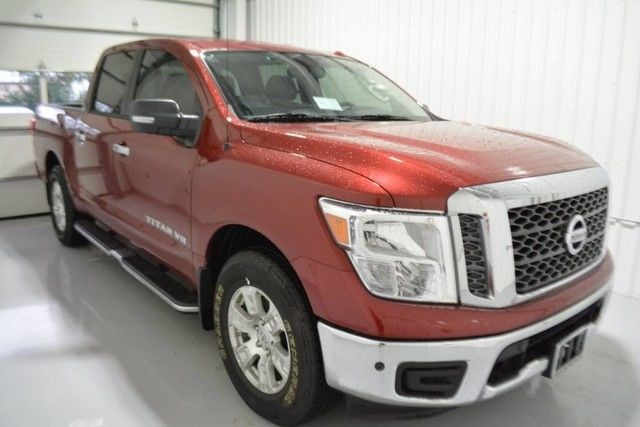 Pre-Owned 2018 Nissan Titan SV!!... CERTIFIED Pre Owned!!... Only 2k Miles!!... Navigation System!!... Back up Camera and Much More!!...