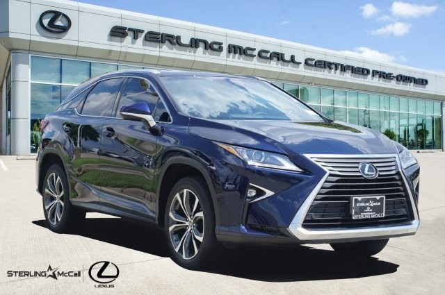 Pre Owned Lexus >> Pre Owned 2018 Lexus Rx Rx 350
