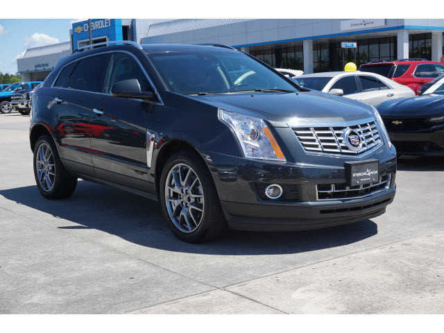 Pre Owned 2016 Cadillac Srx Performance Collection