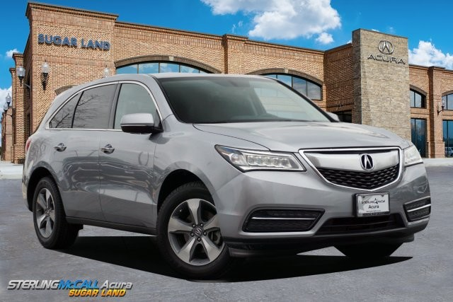 Pre-Owned 2016 Acura MDX SUV