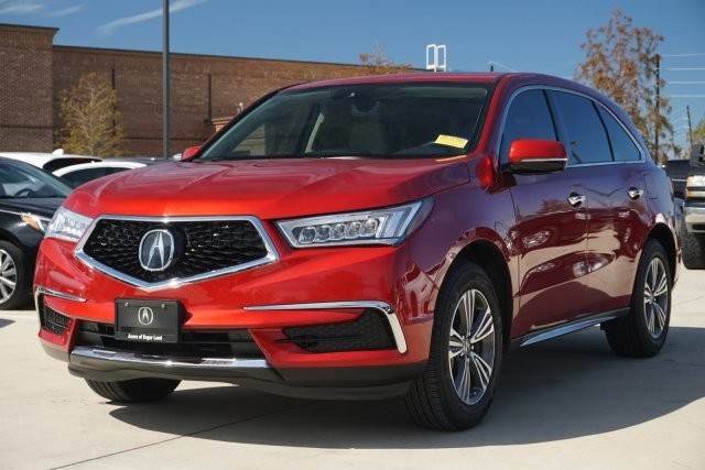 Pre-Owned 2019 Acura MDX
