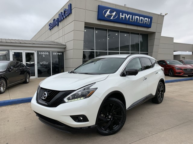 Pre-Owned 2018 Nissan Murano NIGHT EDITION