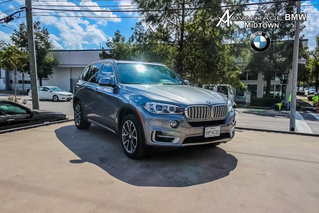 Pre-Owned 2017 BMW X5 sDrive35i RWD