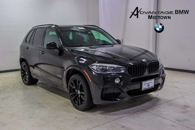 Pre Owned 2017 Bmw X5 Xdrive50i
