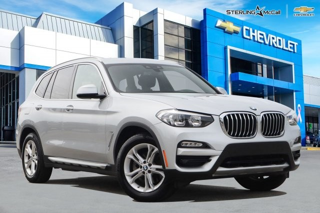 Bmw Pre Owned >> Pre Owned 2019 Bmw X3 Rear Wheel Drive Sdrive30i In League City