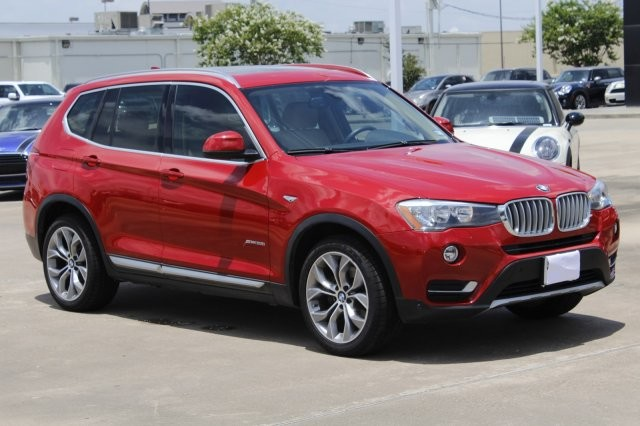 Bmw Pre Owned >> Pre Owned 2016 Bmw X3 Rear Wheel Drive Sdrive28i In League City