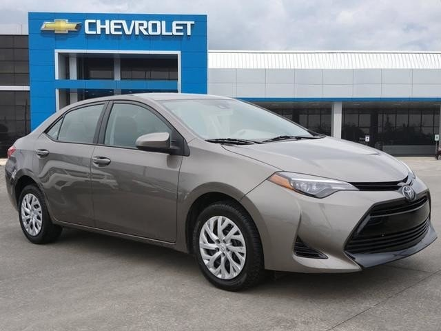 Toyota Corolla Mpg >> Pre Owned 2018 Toyota Corolla Front Wheel Drive Le Clean Carfax