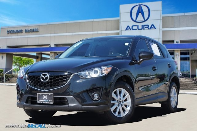 Pre Owned 2013 Mazda Cx 5 Front Wheel Drive Touring In League City