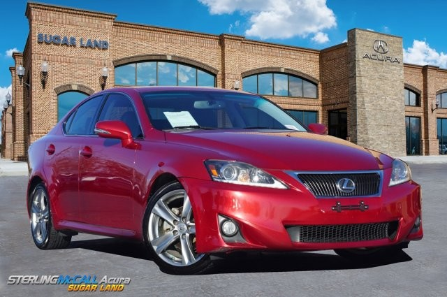 Pre-Owned 2012 Lexus IS 250 4DR