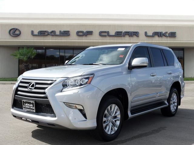 Pre-Owned 2017 Lexus GX Premium CAPTAINS NAVIGATION REAR AIR