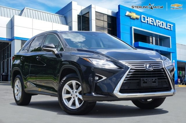 Pre Owned Lexus >> Pre Owned 2017 Lexus Rx Rx 350