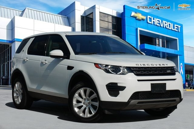 Pre-Owned 2016 Land Rover Discovery Sport SE