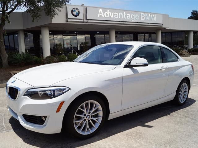 PreOwned 2014 BMW 2 Series 228i Coupe in League City EV255830