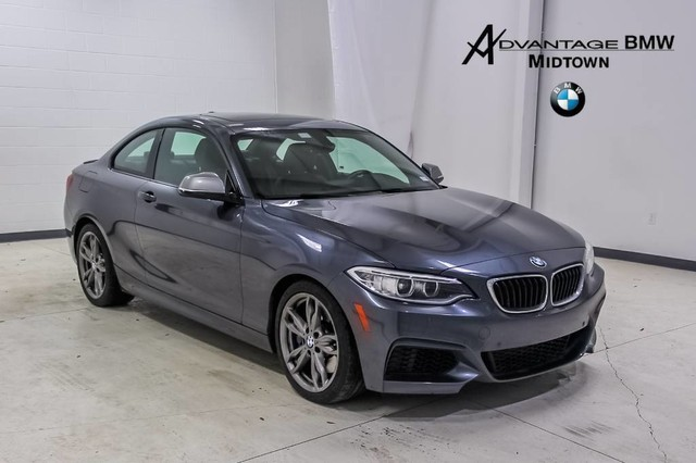 Pre Owned 2016 Bmw 2 Series M235i
