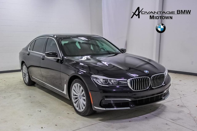Pre-Owned 2019 BMW 7 Series 740e xDrive iPerformance