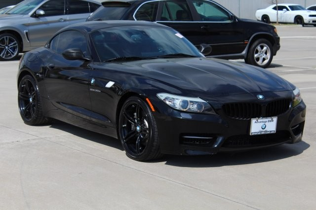 Pre-Owned 2013 BMW Z4 sDrive35is