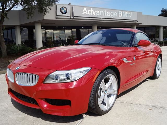 PreOwned 2014 BMW Z4 sDrive35i Coupe in League City EE386095