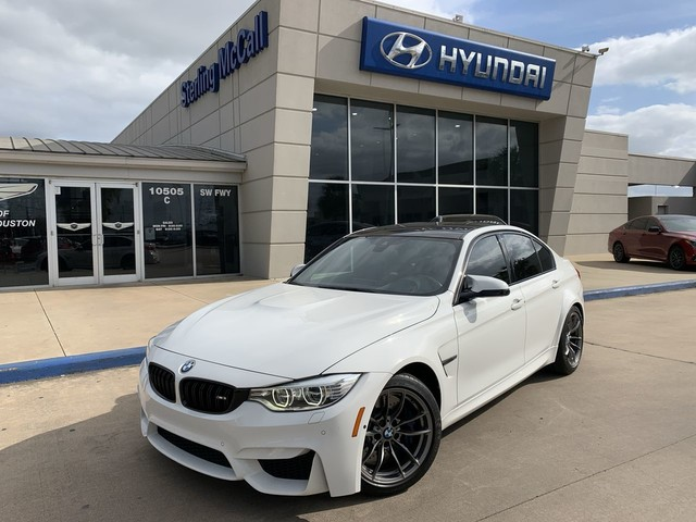 Pre-Owned 2017 BMW M3 CARBON FIBER ROOF