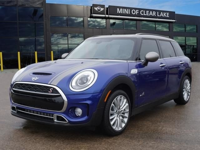 New 2019 Mini Cooper S Clubman All4