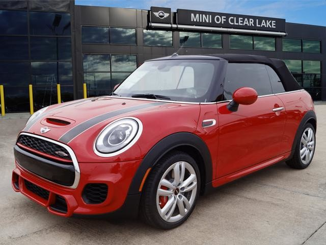 New 2017 MINI JCW Convertibles John Cooper Works Convertible in
