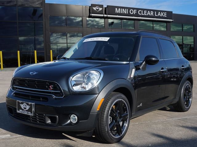 Pre Owned 2016 Mini Countryman Cooper S