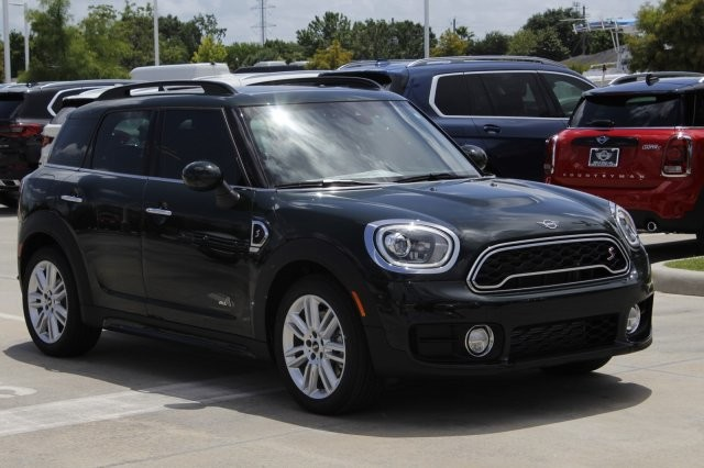 New 2019 MINI Cooper S Countryman All Wheel Drive Cooper S