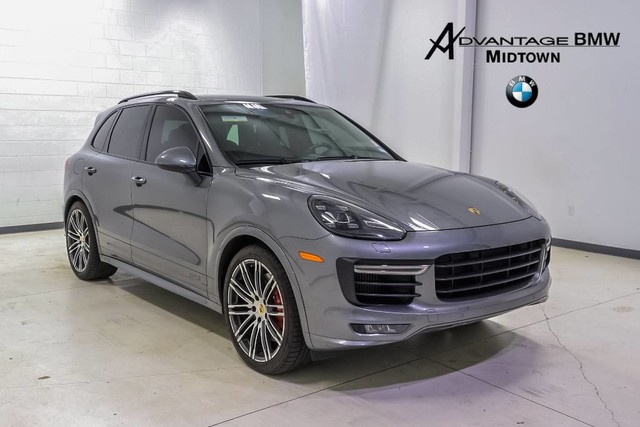 Pre-Owned 2016 Porsche Cayenne GTS AWD