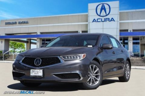 Pre-Owned 2020 Acura TLX