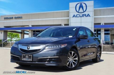 Pre-Owned 2016 Acura TLX Tech NAVI SUNROOF HEATED LEATHER ONLY 14K MILES CERTIFIED