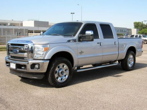 Pre-Owned 2014 Ford Super Duty F-250 SRW Lariat