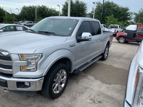 Pre-Owned 2016 Ford F-150 Lariat