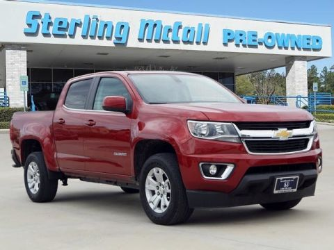 Pre-Owned 2016 Chevrolet Colorado 2WD LT