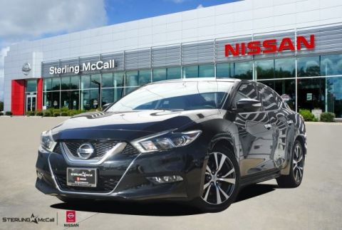 Pre-Owned 2017 Nissan Maxima SV