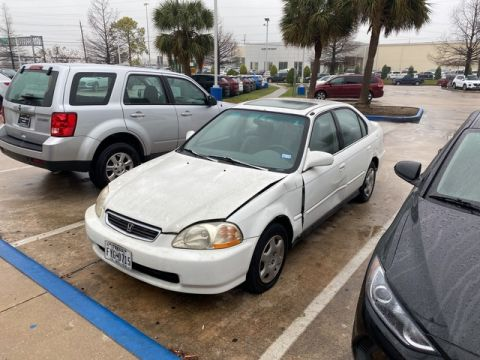 Pre-Owned 1998 Honda Civic EX