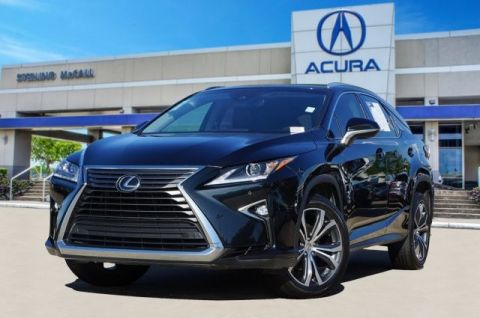 Pre-Owned 2016 Lexus RX 350 RX350 PREMIUM PKG WIDESCREEN NAVI ROOF SAFETY SYSTEM PKG ONLY 20K MILES
