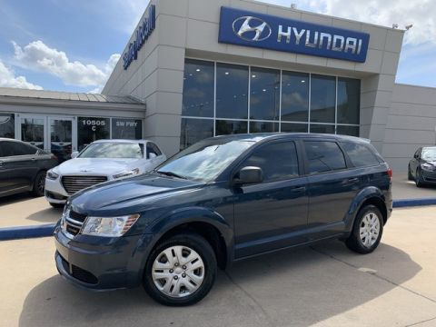 Pre-Owned 2015 Dodge Journey American Value Package