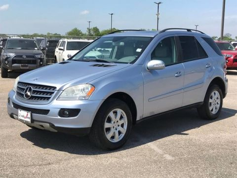 Pre-Owned 2007 Mercedes-Benz M-Class 3.5L