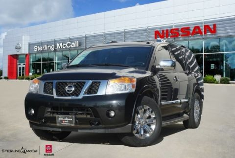 Pre-Owned 2015 Nissan Armada Platinum *** DVD PLAYER ***