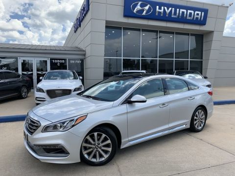Pre-Owned 2016 Hyundai Sonata Limited w/ TECH PACKAGE