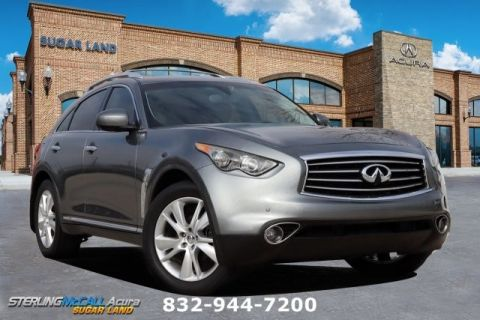 Pre-Owned 2012 INFINITI FX35