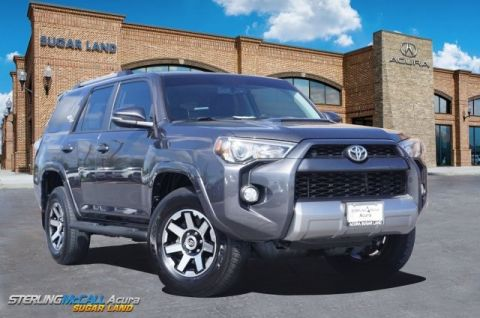 Pre-Owned 2018 Toyota 4Runner TRD Off Road Premium *** NAVIGATION *** SUNROOF ***