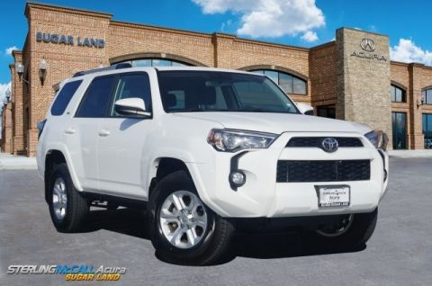 Pre-Owned 2019 Toyota 4Runner SR5 *** NAVIGATION ***THIRD ROW***4X4***