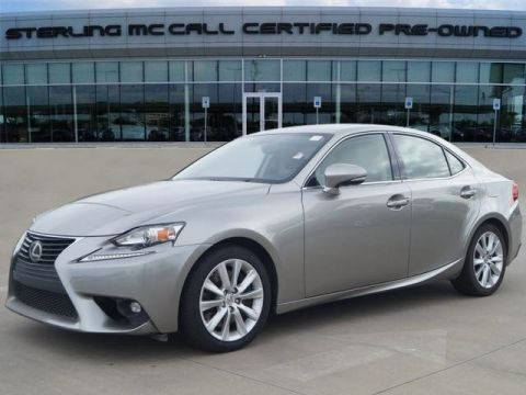 Pre-Owned 2016 Lexus IS 200t IS