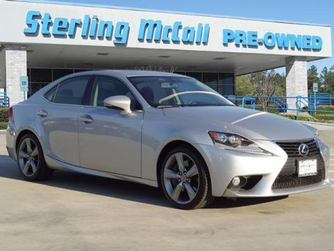 Pre-Owned 2014 Lexus IS 350 Lurury