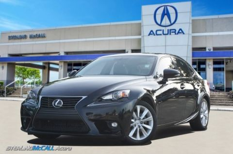 Pre-Owned 2011 Lexus IS 250 Rear Wheel Drive in League City