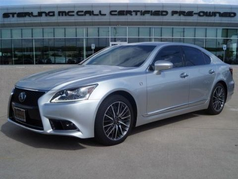 Pre-Owned 2015 Lexus LS 460 F SPORT Package Mark Levinson